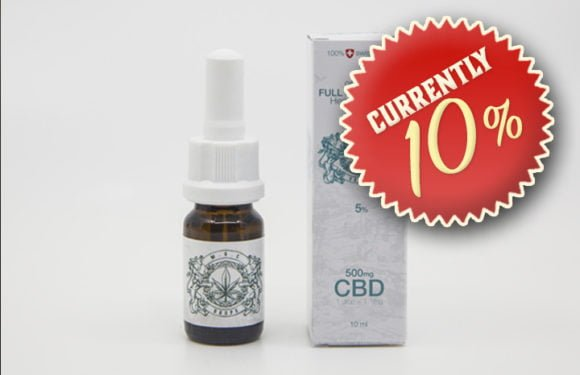 cbd drops gouttes huile cbd my growing company full spectrum 5%