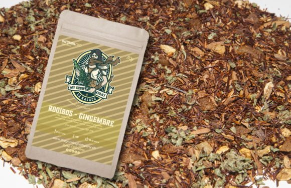 Infusion Rooibos Gingembre 1