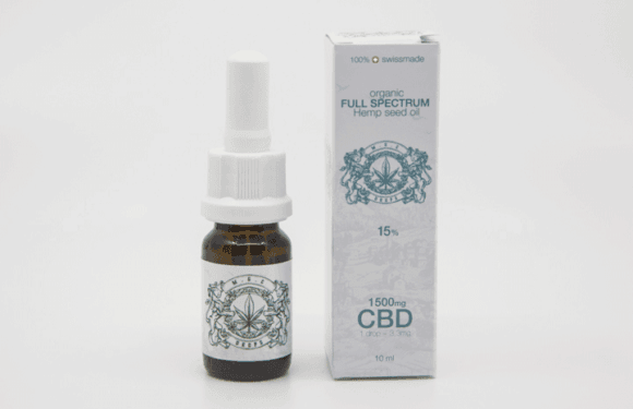 CBD Full Spectrum 15% 1