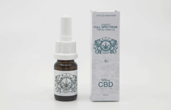 CBD Full spectrum 5% 1
