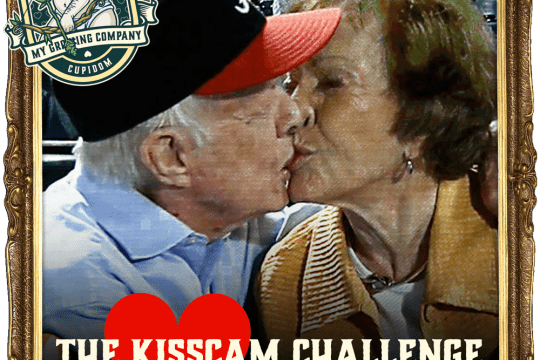 The KissCam Challenge 114